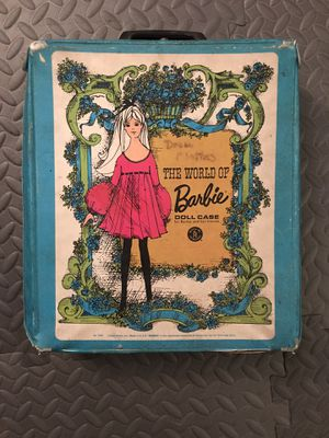 1968 Barbie Doll Case for Sale in Columbus, OH