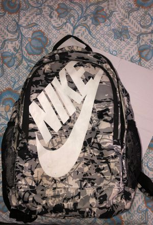 nike camo backpack for Sale in Herndon, VA