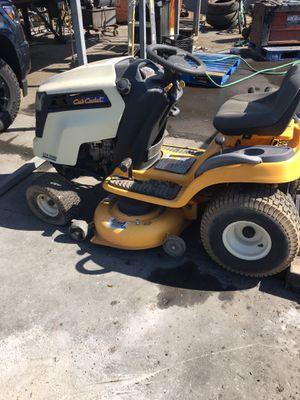 LTX 1040 cub cadet riding lawn mower for Sale in Modesto, CA