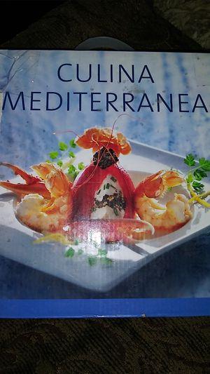 Culina Mediterranea recipe book for Sale in Riverside, CA