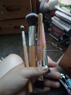 Makeup brushes (10 piece) for Sale in Denver, CO