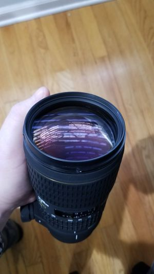 Sigma 70-200mm F2.8 APO EX HSM Lens - MINT - with hood for Canon for Sale in Schiller Park, IL