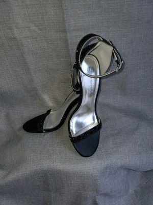 Black Sparkle Heels for Sale in Orlando, FL