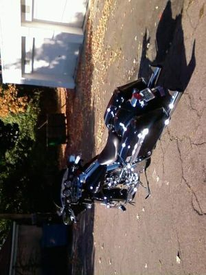 Harley Davidson 2009 Streetglide blk. ape's handle bar'103Screaming kit Hooker exhaust and pipes oil cooler 3028miles pampered for Sale in East Liberty, PA