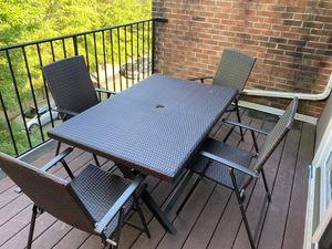 Outdoor Patio Furniture Set for Sale in Arlington, VA