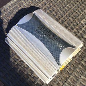 BAZOOKA Mobile Audio ELA100.2 Car Audio Amplifier 500W Max for Sale in Gardena, CA