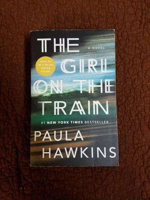 The girl on a train by paula hawkins for Sale in Sanger, CA