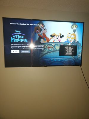 TCL 55 inch mark tv 4k for Sale in Altamonte Springs, FL