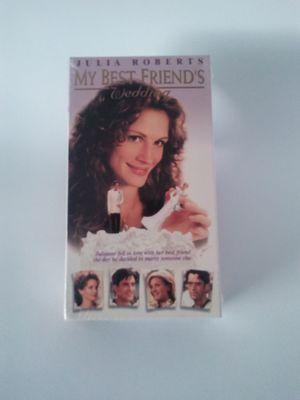 My Best Friends Wedding VHS for Sale in Houston, TX