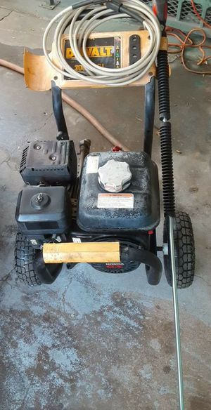 Used Dewalt 3000 PSI Pressure Washer with Hose and Gun for Sale in Phoenix, AZ