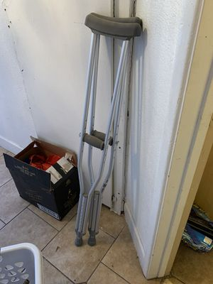 Free crutches for Sale in Surprise, AZ