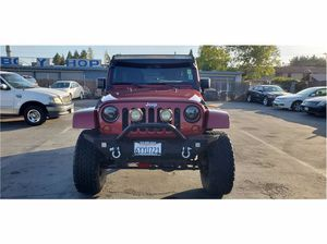 2013 Jeep Wrangler Unlimited for Sale in Hayward, CA