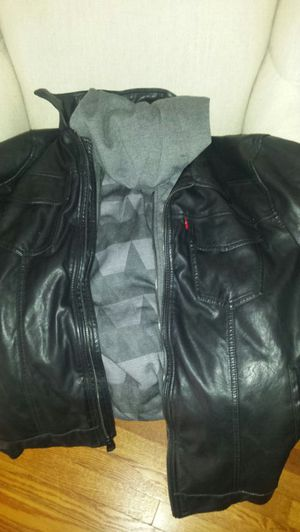 Levi leather jacket for Sale in Cleveland, OH
