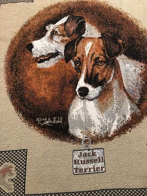 Jack Russell tapestry for Sale in Davenport, IA