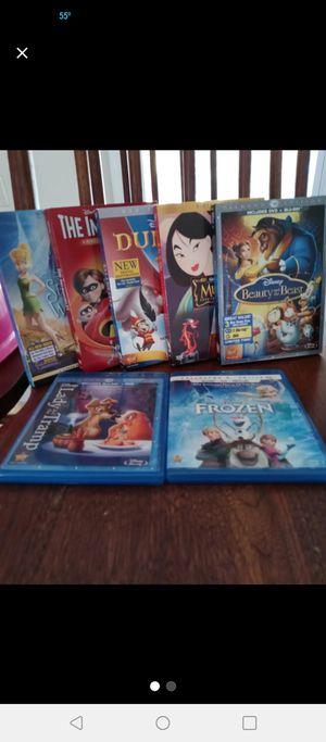 Disney movies for Sale in Midlothian, VA