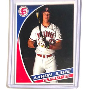 Aaron Judge 2013 Fresno State Baseball Card (Rare) for Sale in Modesto, CA