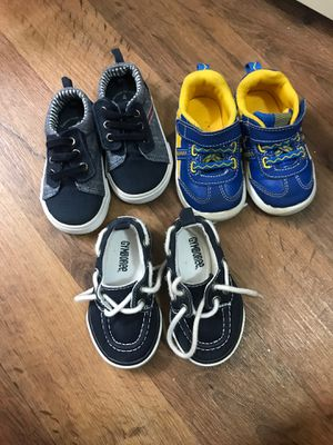Shoes baby size 4 for Sale in Tampa, FL