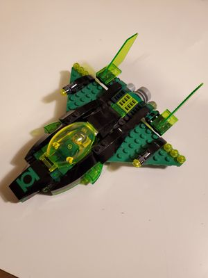 Lego DC Super Heroes Green Lantern Jet for Sale in Tigard, OR