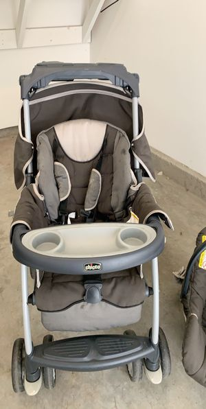 Chicco Stroller with car seat for Sale in Brea, CA