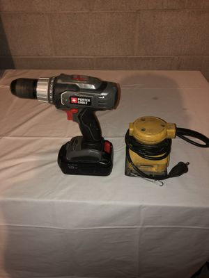 Sander & Drill for Sale in Des Moines, WA