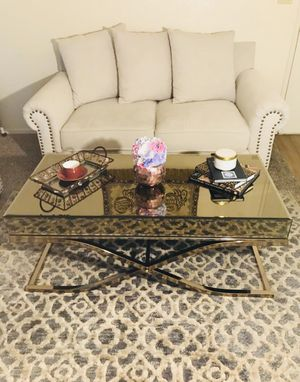 New Mirror Coffee Table for Sale in Fresno, CA