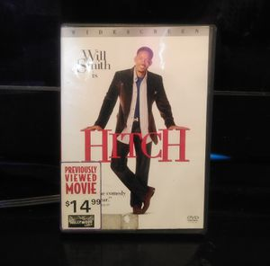 🎥 DVD movie hitch pg13 in excellent condition for $3 for Sale in Los Angeles, CA