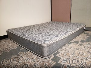 Queen mattress - can DELIVER for $20 extra almost anywhere - a quality Serta brand - very clean with no stains and super comfortable for Sale in San Jose, CA