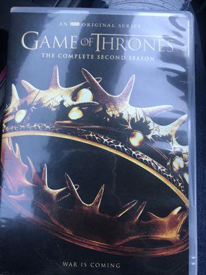 Game of thrones S2 for Sale in McGaheysville, VA