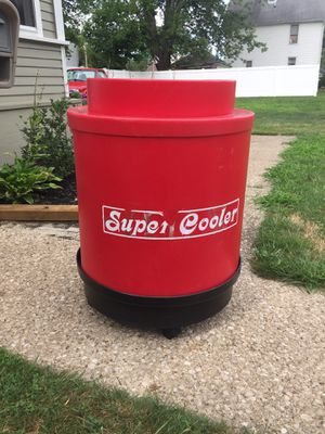 Super Cooler for Sale in Ashtabula, OH