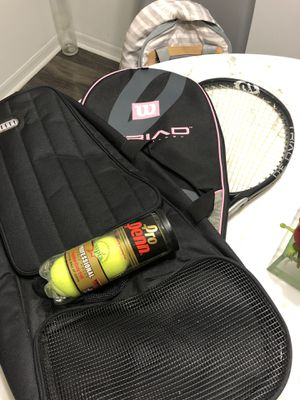 Wilson tennis racket triad 3.0 🎾🎾🎾 for Sale in Miami, FL