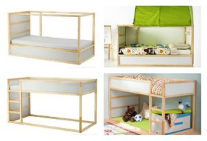 Ikea kids bed. Kura for Sale in Miami, FL