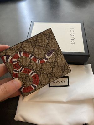 Gucci Snake Wallet for Sale in Weston, FL
