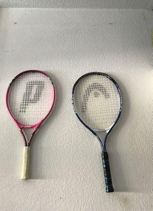 Kids tennis rackets for Sale in Henderson, NV