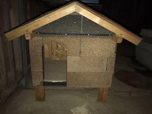 small custom built dog house for Sale in Salinas, CA