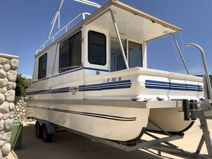 House boat/ Pontoon Boat for Sale in Simi Valley, CA