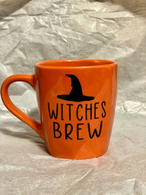 Witches Brew / Halloween coffee mug for Sale in Houston, TX