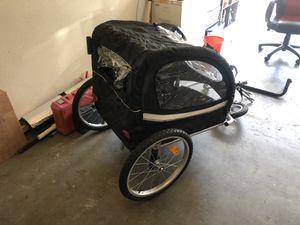 Bike stroller for 2 kids for Sale in San Ramon, CA