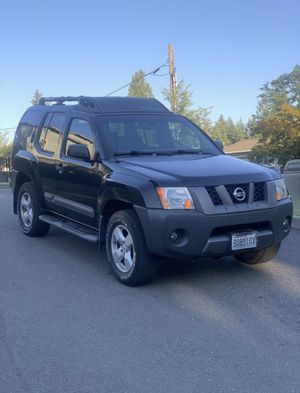 2005 Nissan Xterra 4X4 for Sale in Tacoma, WA