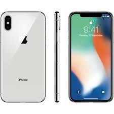 T Mobile iPhone X 256 GB white w/minor cracks priced to sell for Sale in Arvada, CO