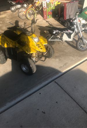 Kids four wheeler / dirt bike for Sale in New Chicago, IN