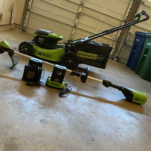 Lawn Mower & Trimmer for Sale in San Antonio, TX