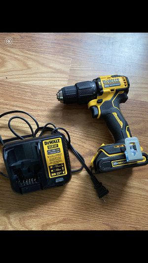 Drill with charger Dewalt for Sale in Pasadena, TX