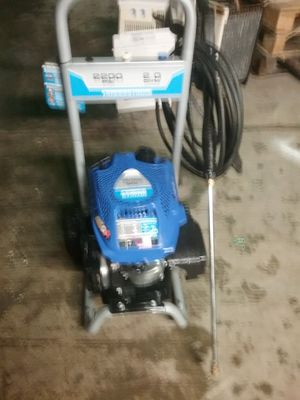 Gas powered pressure washer as is for Sale in San Antonio, TX