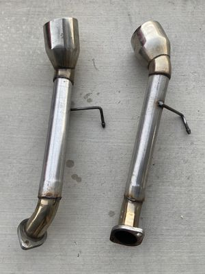 Manzo Stainless Steel CATBACK Exhaust Axleback Fits Infiniti G37 08 - 11 Coupe for Sale in Sacramento, CA