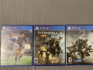 PS4 games for Sale in Philadelphia, PA