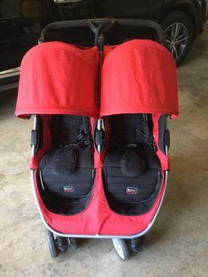 Britax double stroller for Sale in Fairfax, VA