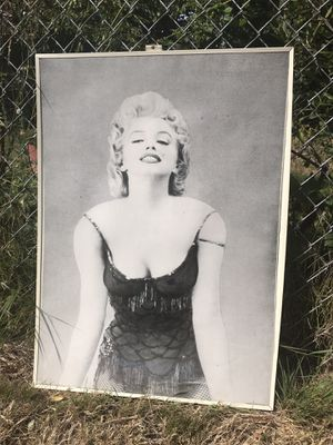 Marilyn Monroe Vintage Picture for Sale in Kenmore, WA