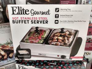 Elite Gourmet Buffet Server for Sale in Tempe, AZ