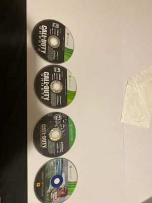 XBOX 360/ONE VIDEO GAME LOT for Sale in Orlando, FL