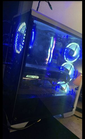 $1500 PC not using anymore GREAT SHAPE for Sale in Santa Maria, CA
